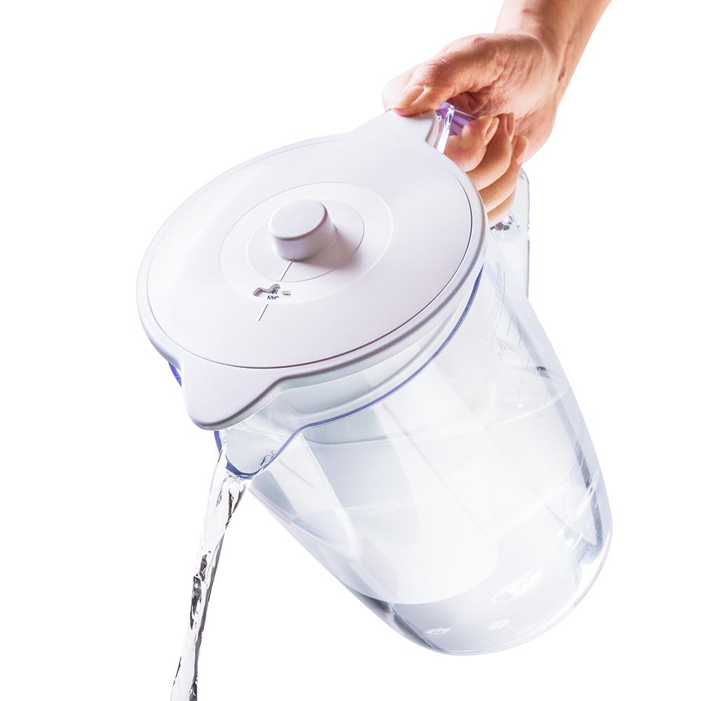 """Фильтр-кувшин для воды Барьер """"Норма"""", цвет: белый"""