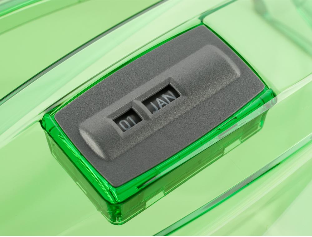 """Фильтр-кувшин для воды Барьер """"Стайл"""", цвет: зеленый"""