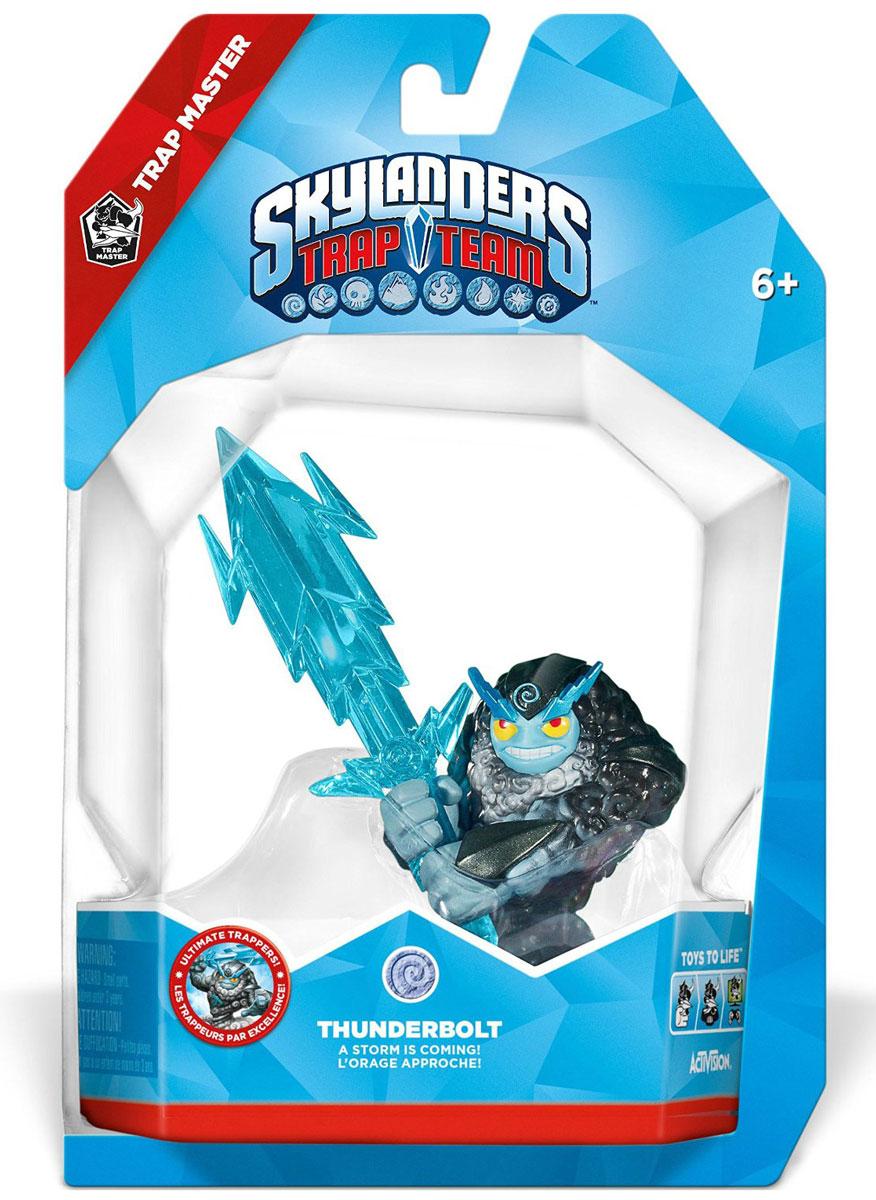 Skylanders Trap Team. Thunderbolt