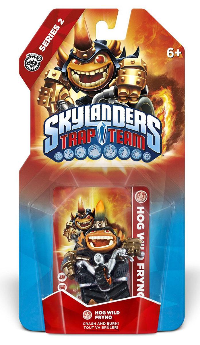Skylanders Trap Team. Hog Wild Fryno