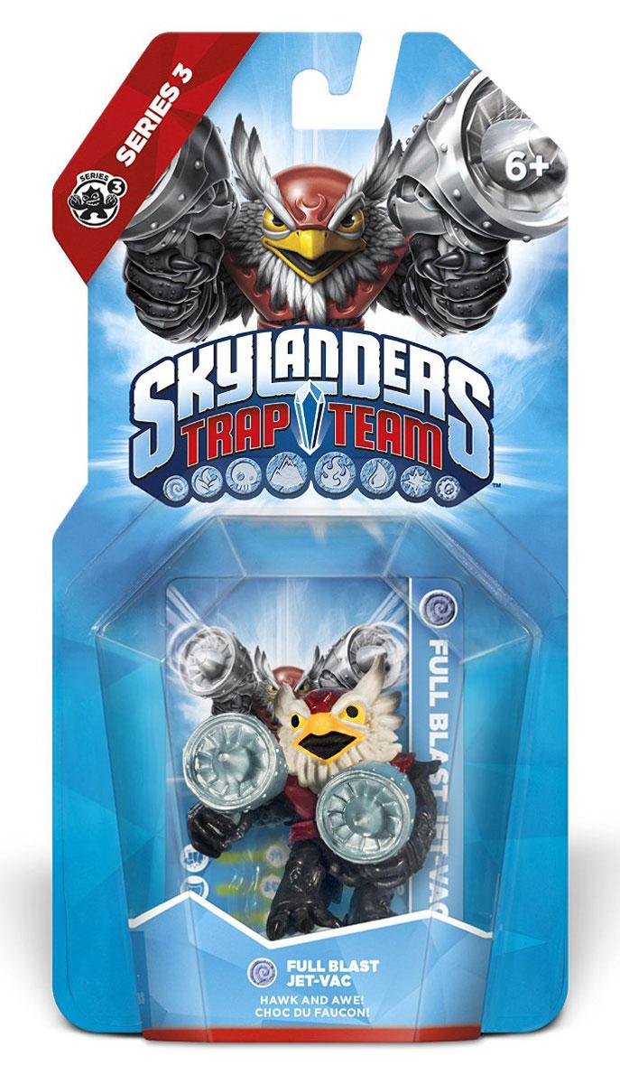 Skylanders Trap Team. Jet Vac