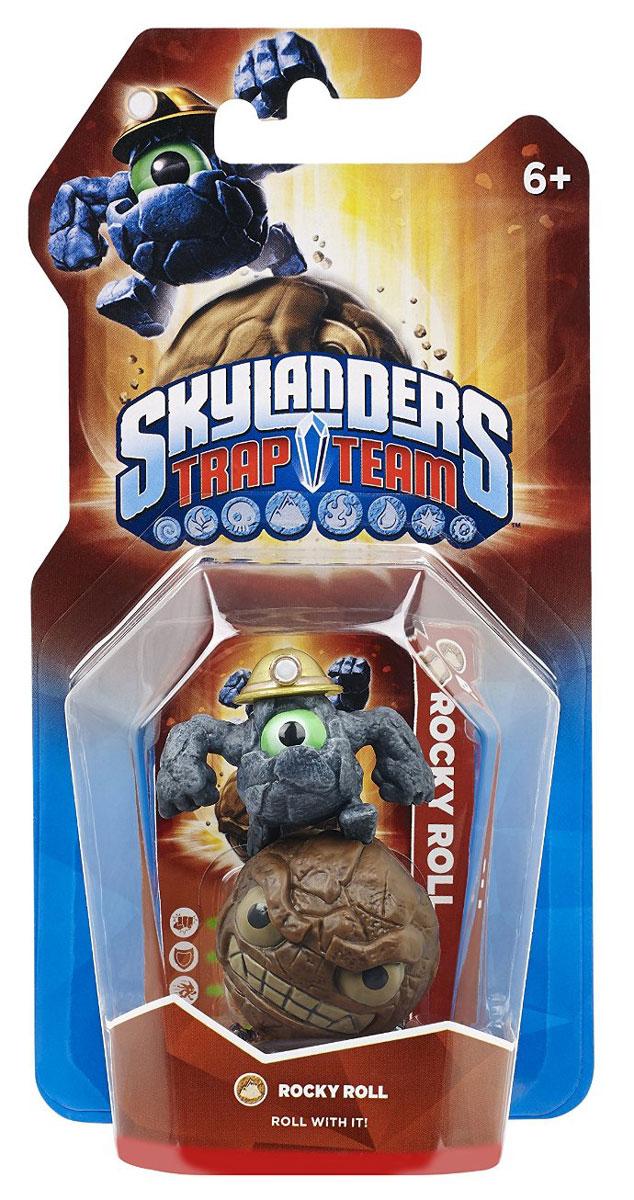 Skylanders Trap Team. Rocky Roll
