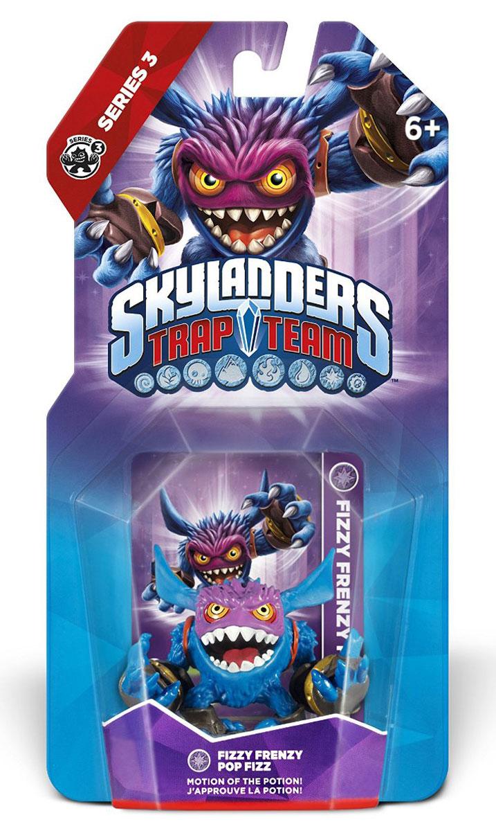 Skylanders Trap Team. Fizzy Frenzy Pop Fizz