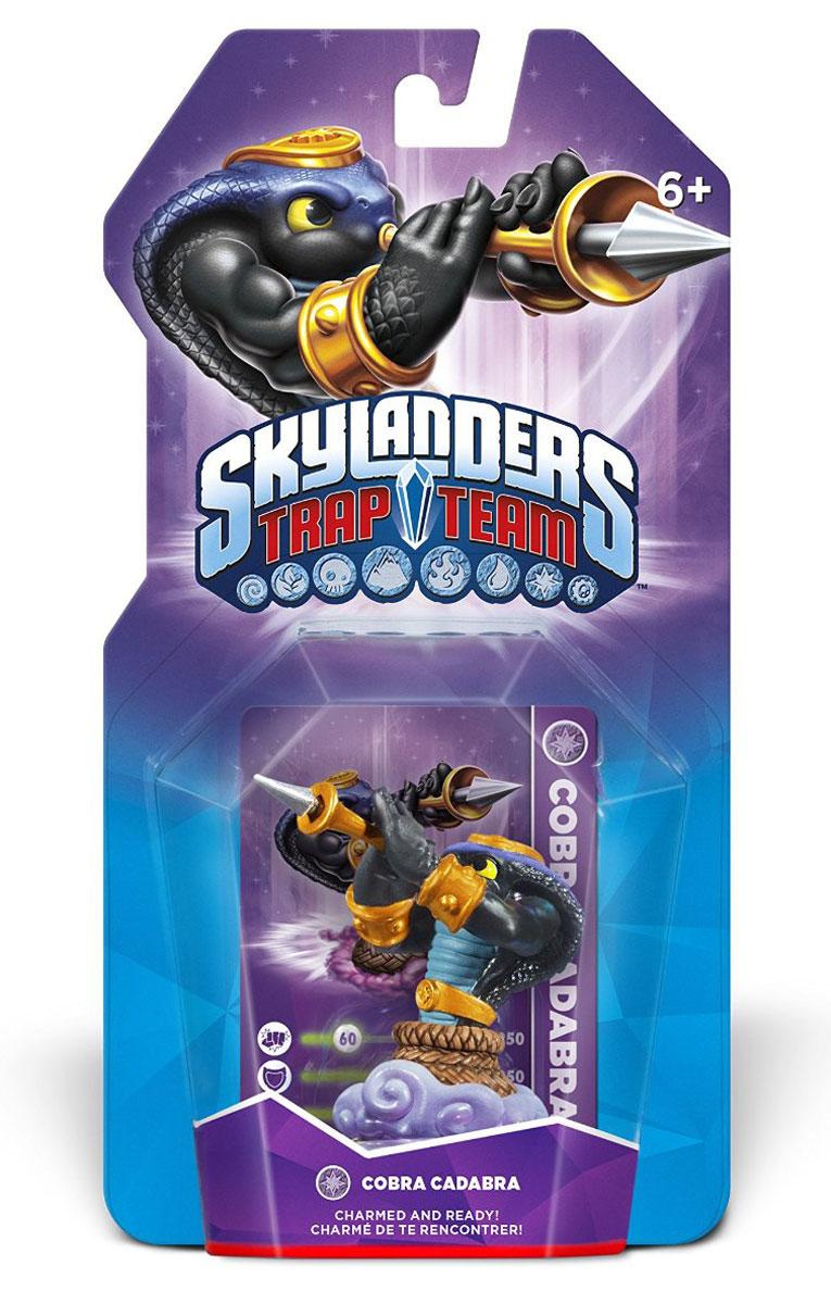 Skylanders Trap Team. Cobra Cadabra