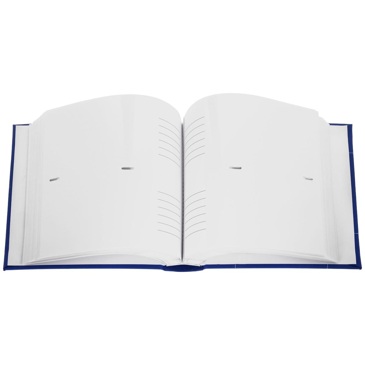 """Фотоальбом """"Image Art"""", цвет: синий, 200 фотографий, 10 х 15 см"""