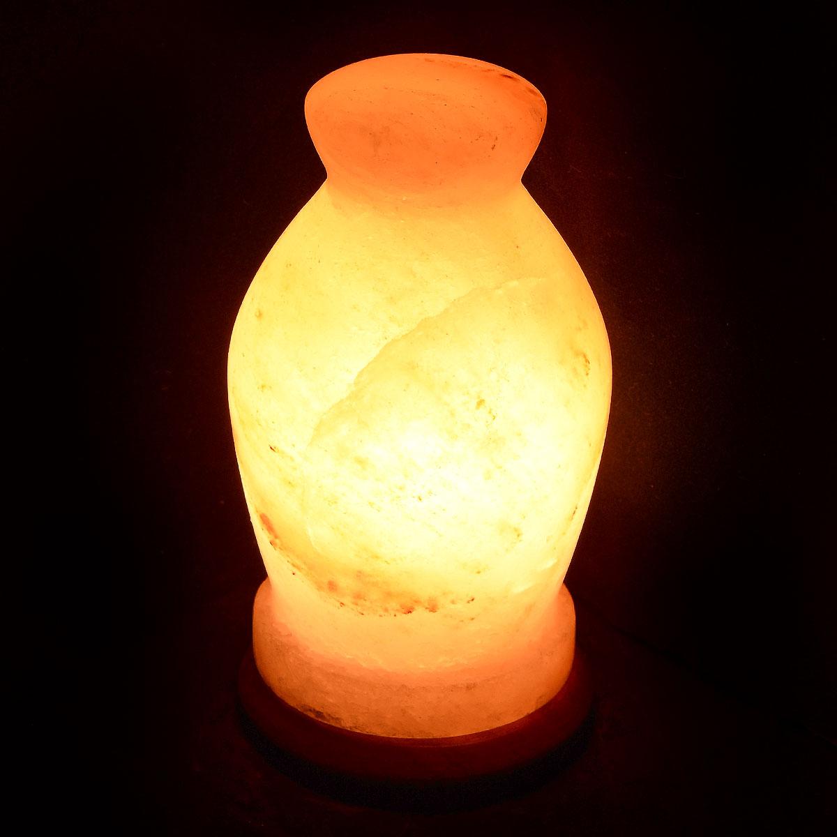 "Солевая лампа Zenet ""Волна"", 2-4 кг"