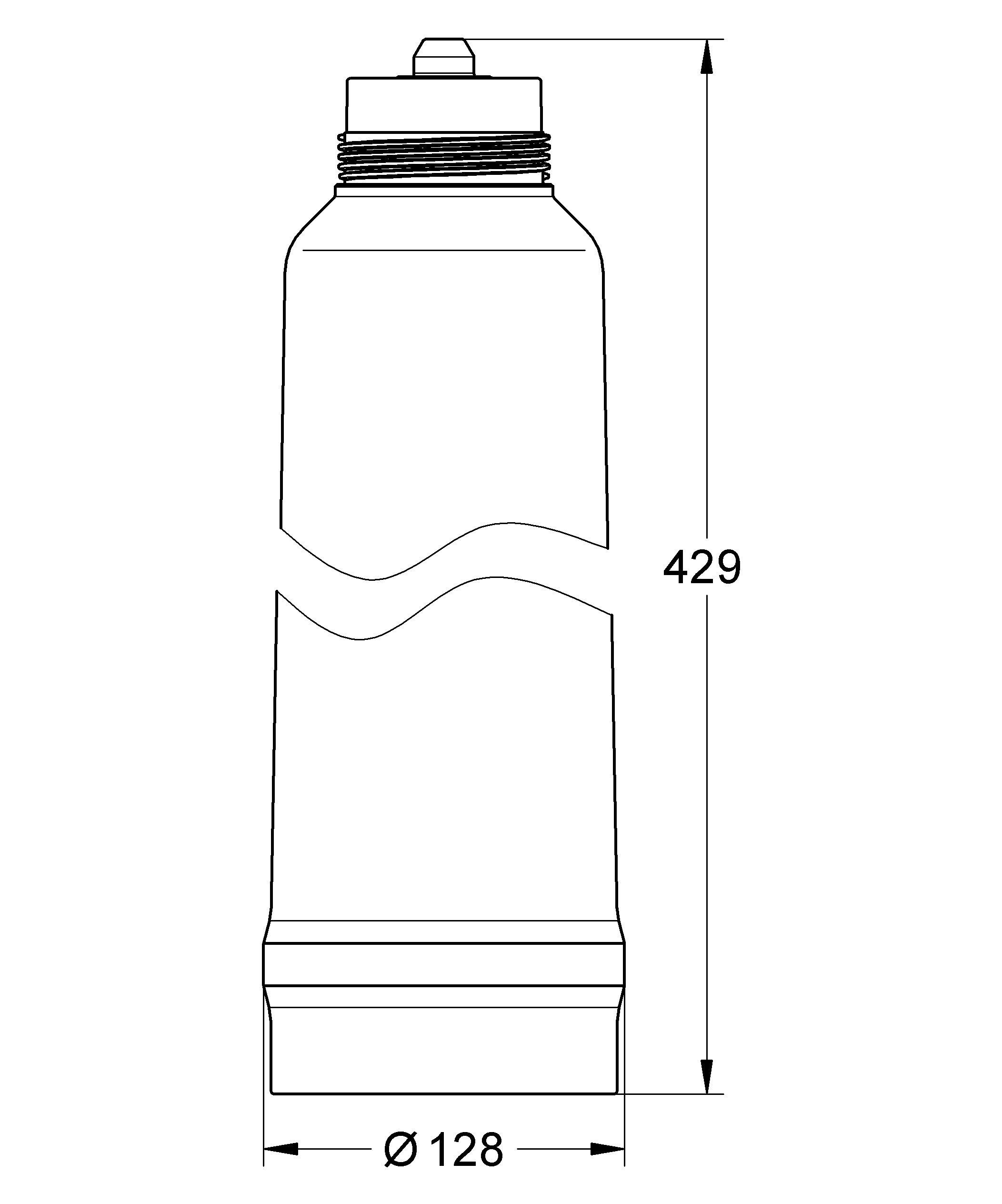 Фильтр сменный для водных систем Grohe