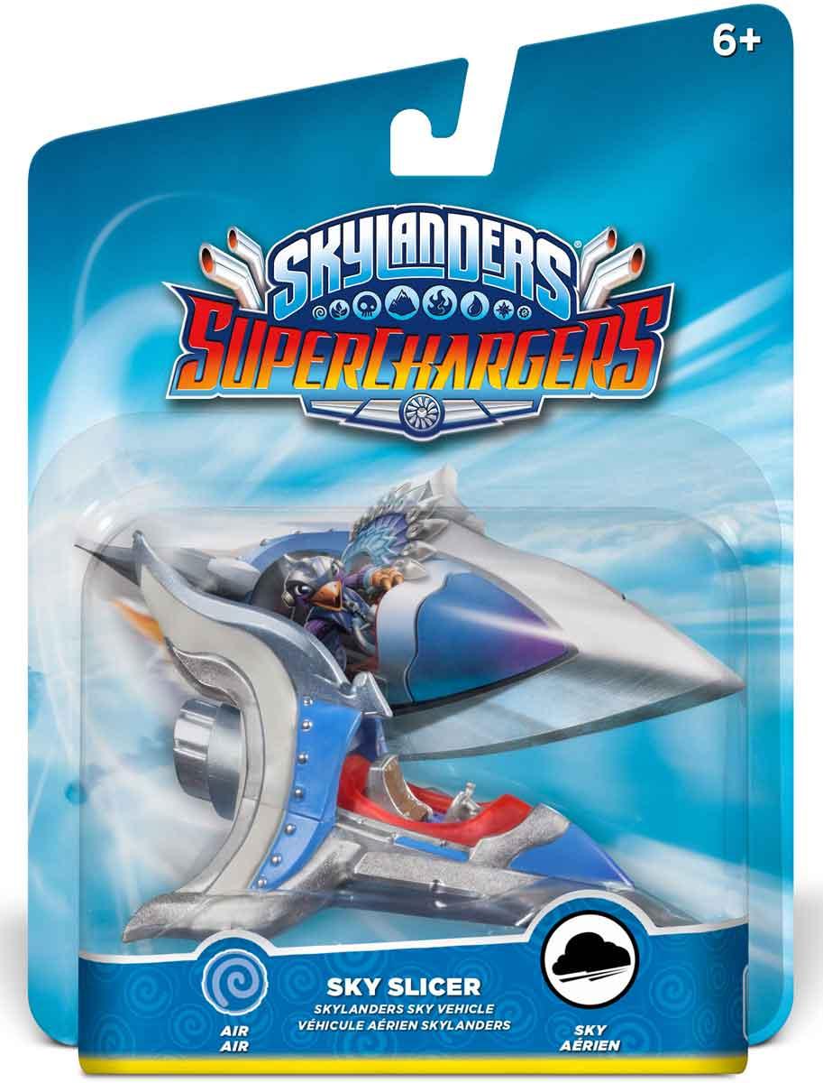 Skylanders SuperChargers. Sky Slicer