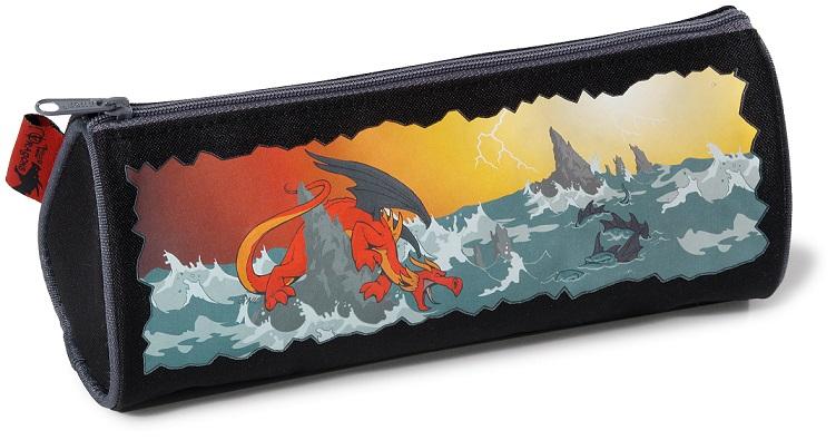Пенал `Битва драконов`, 43*25 см