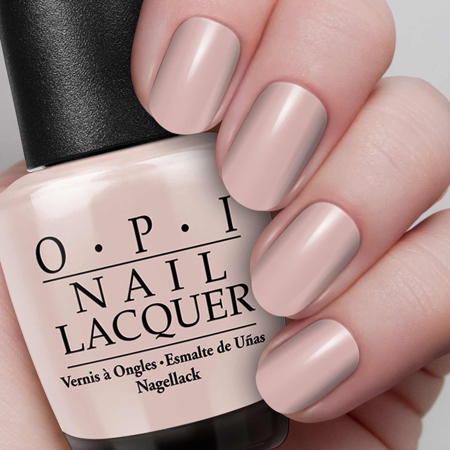 OPI Лак для ногтей Do You Take Lei Away?, 15 мл