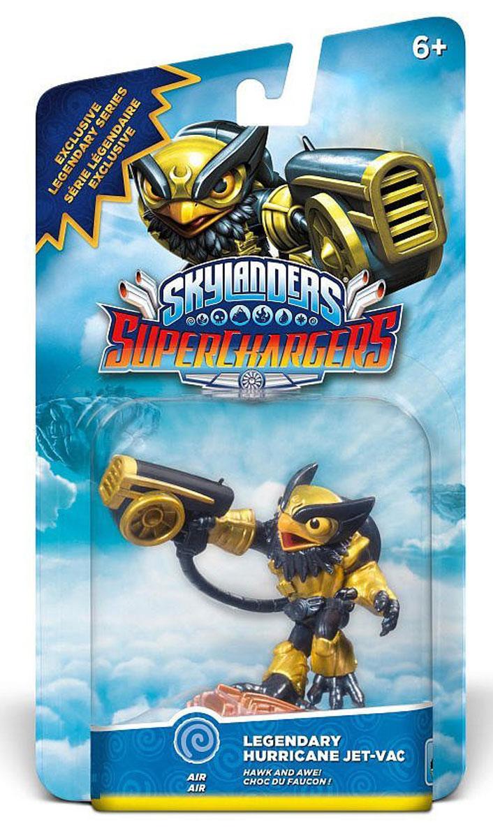 Skylanders SuperChargers. Legendary Hurricane Jet Vac