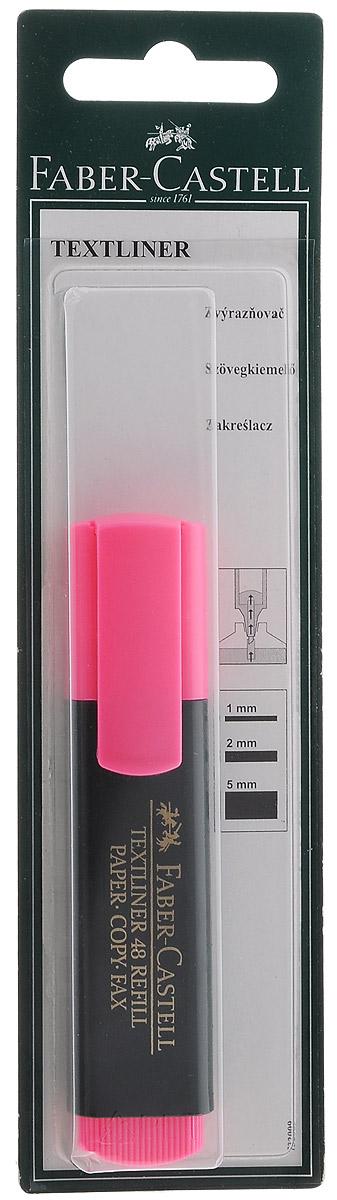 Faber-Castell Текстовыделитель цвет розовый