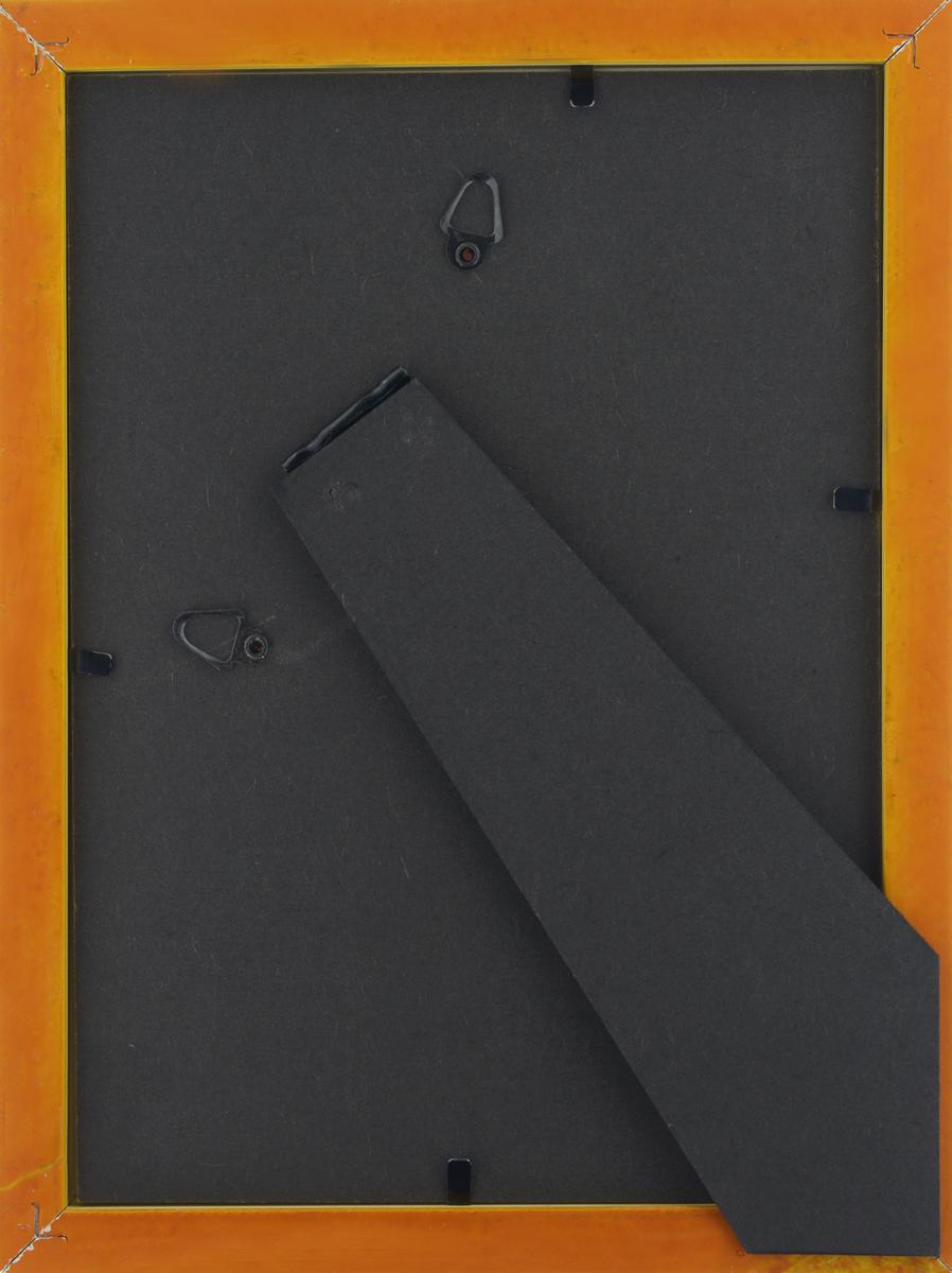 """Фоторамка Vertigo """"Molise"""", цвет: золотистый, желтый, 15 x 21 см"""