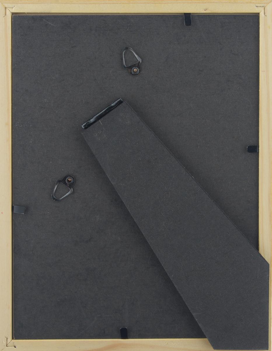 """Фоторамка Pioneer """"Linda"""", цвет: желто-коричневый, 15 см х 20 см"""