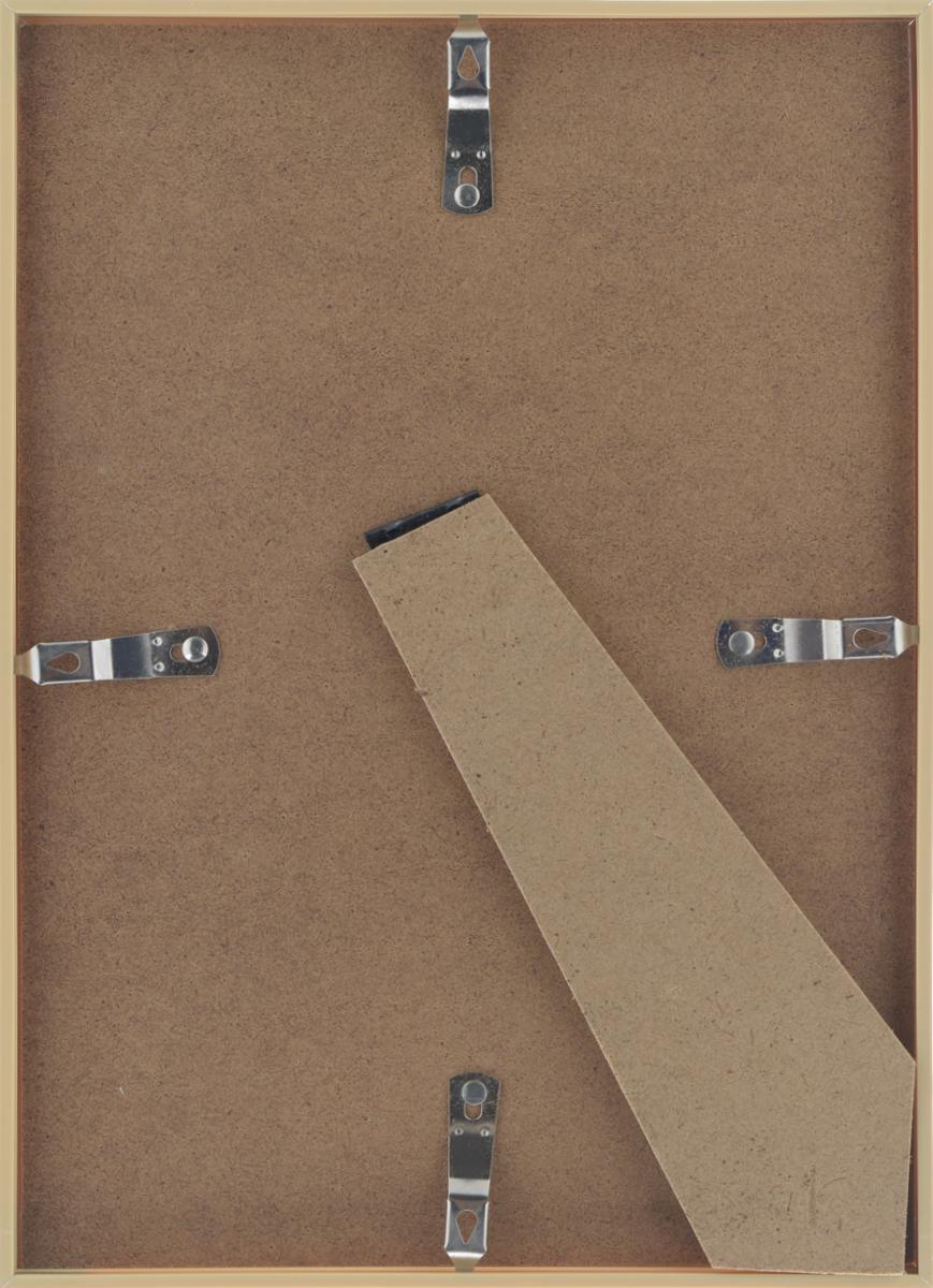 "Фоторамка ""Pioneer"", цвет: светло-коричневый, 21 x 29,7 см 15802"