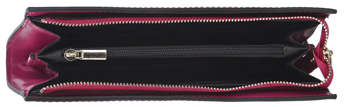 Кошелек женский Cheribags, цвет: фуксия. 2258-33 ( 2258-33 )
