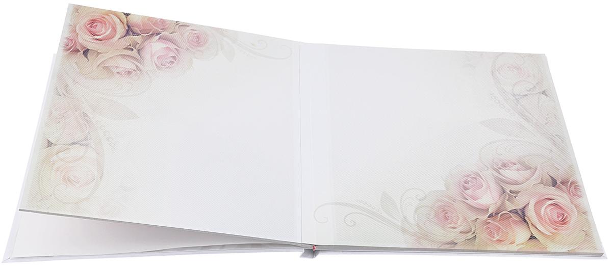 """Фотоальбом Pioneer """"Fine Fleur"""", 10 магнитных листов, 29 см х 32 см"""