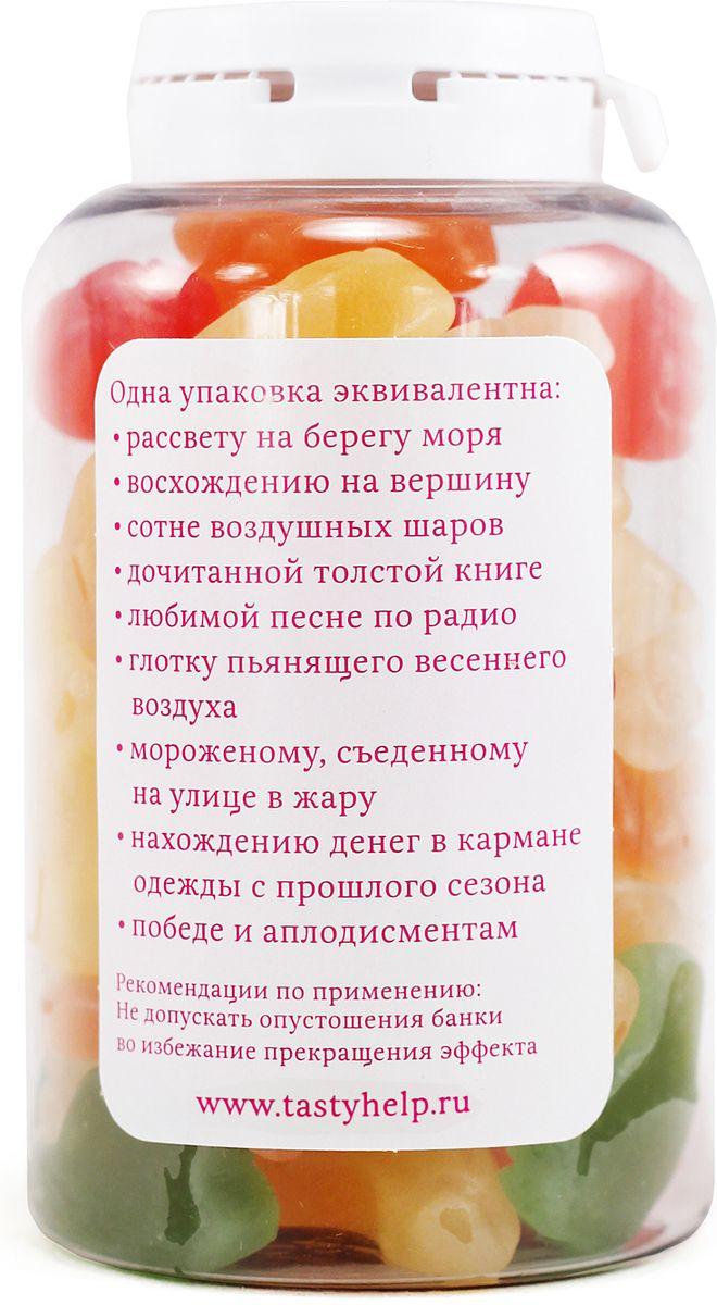 """Конфеты Вкусная помощь """"Для счастья"""", 250 мл"""