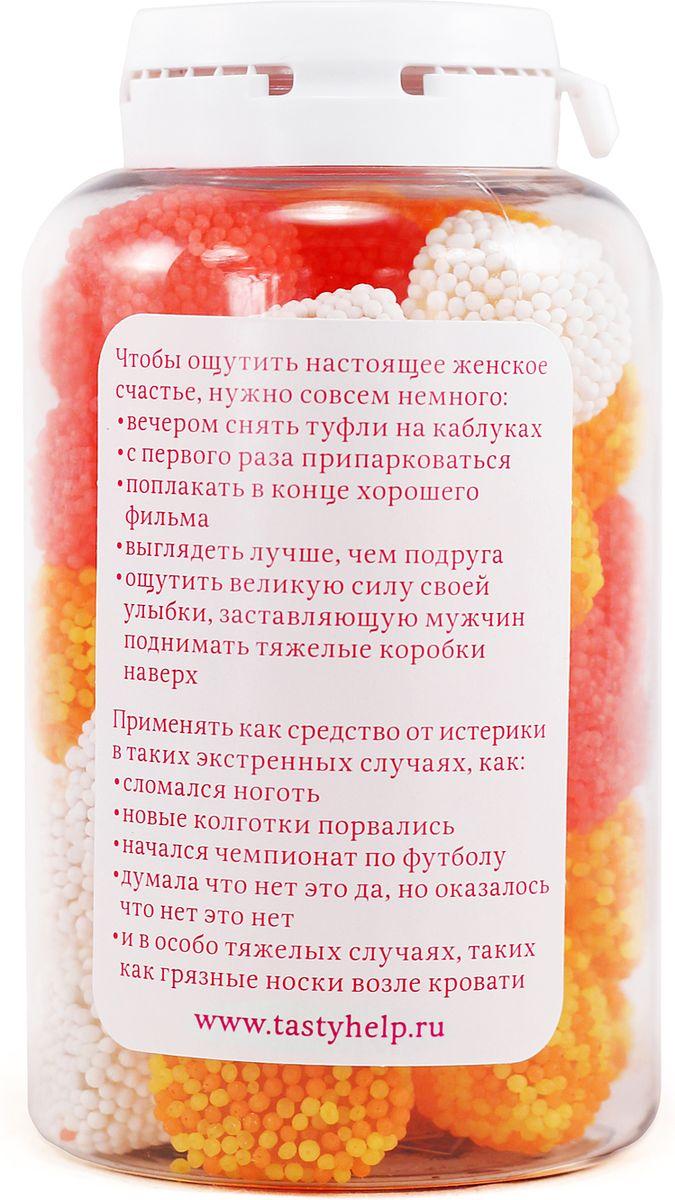 """Конфеты Вкусная помощь """"Для женского счастья"""", 250 мл"""