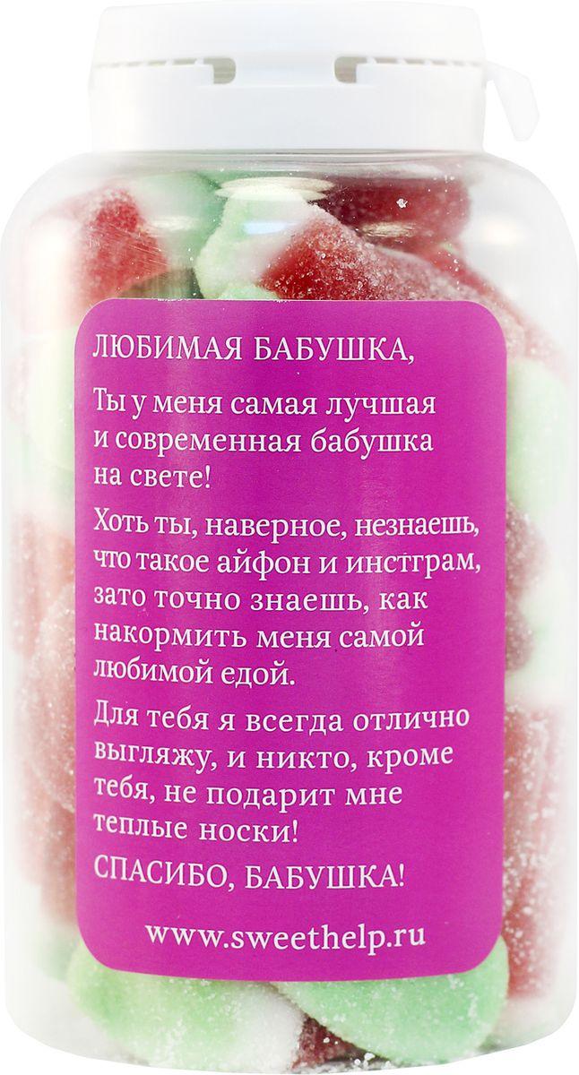 """Конфеты Вкусная помощь """"Для бабушки"""", 250 мл"""