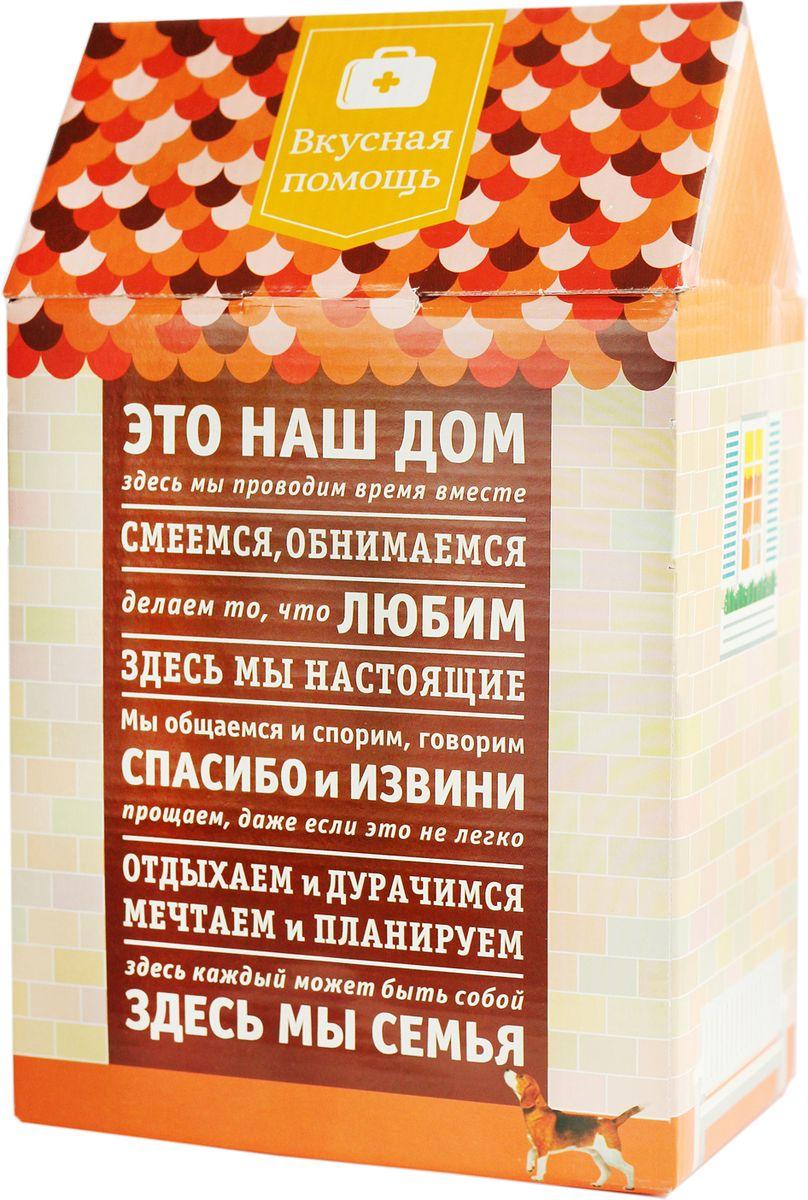 """Печенье Вкусная помощь """"Это наш дом"""", 400 г ( 4640000277949 )"""