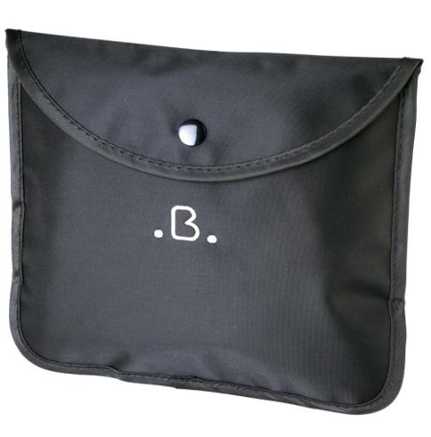 Beaba Сумка для мамы London Nursery Bag, цвет: черный
