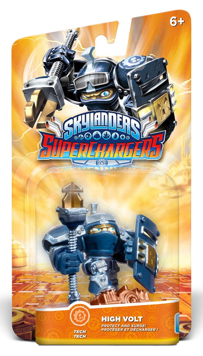 Skylanders SuperChargers. High Volt