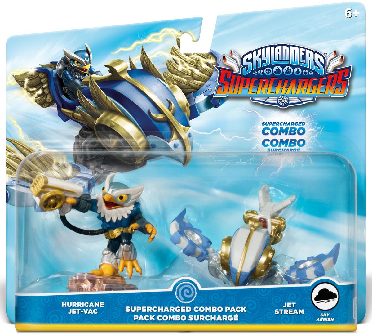 Skylanders SuperChargers. Dual Pack (набор 2)