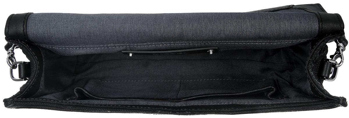 Клатч женский Diesel, цвет: черный. X03527-P0726/T8013 ( X03527-P0726/T8013 )