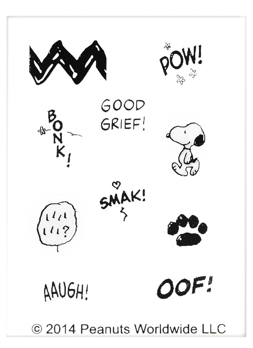 OPI Набор мини-лаков для ногтей Peanuts Halloween14, 4 х 3,75 мл