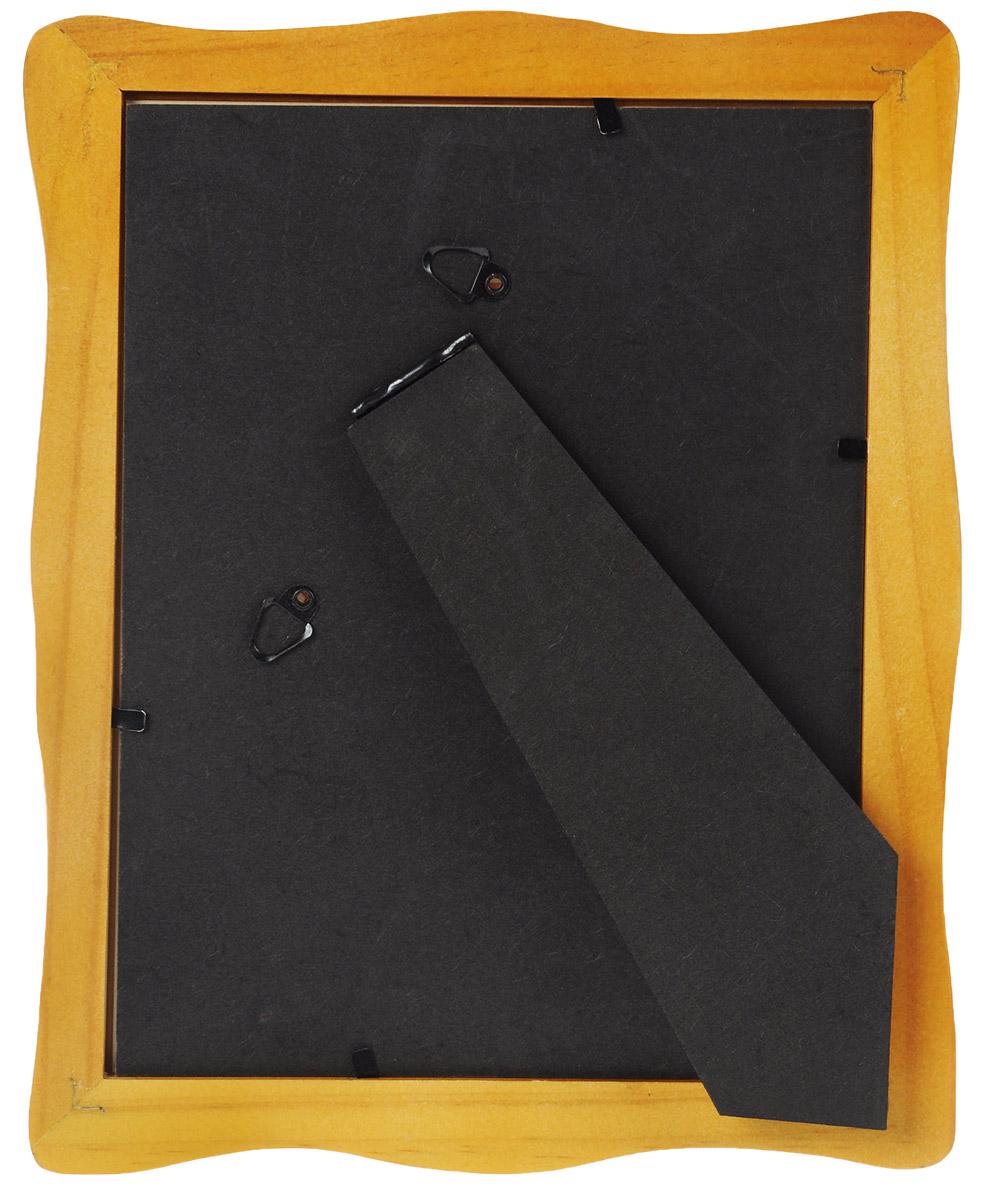 """Фоторамка Pioneer """"Susanna"""", цвет: темно-желтый, 15 x 20 см"""