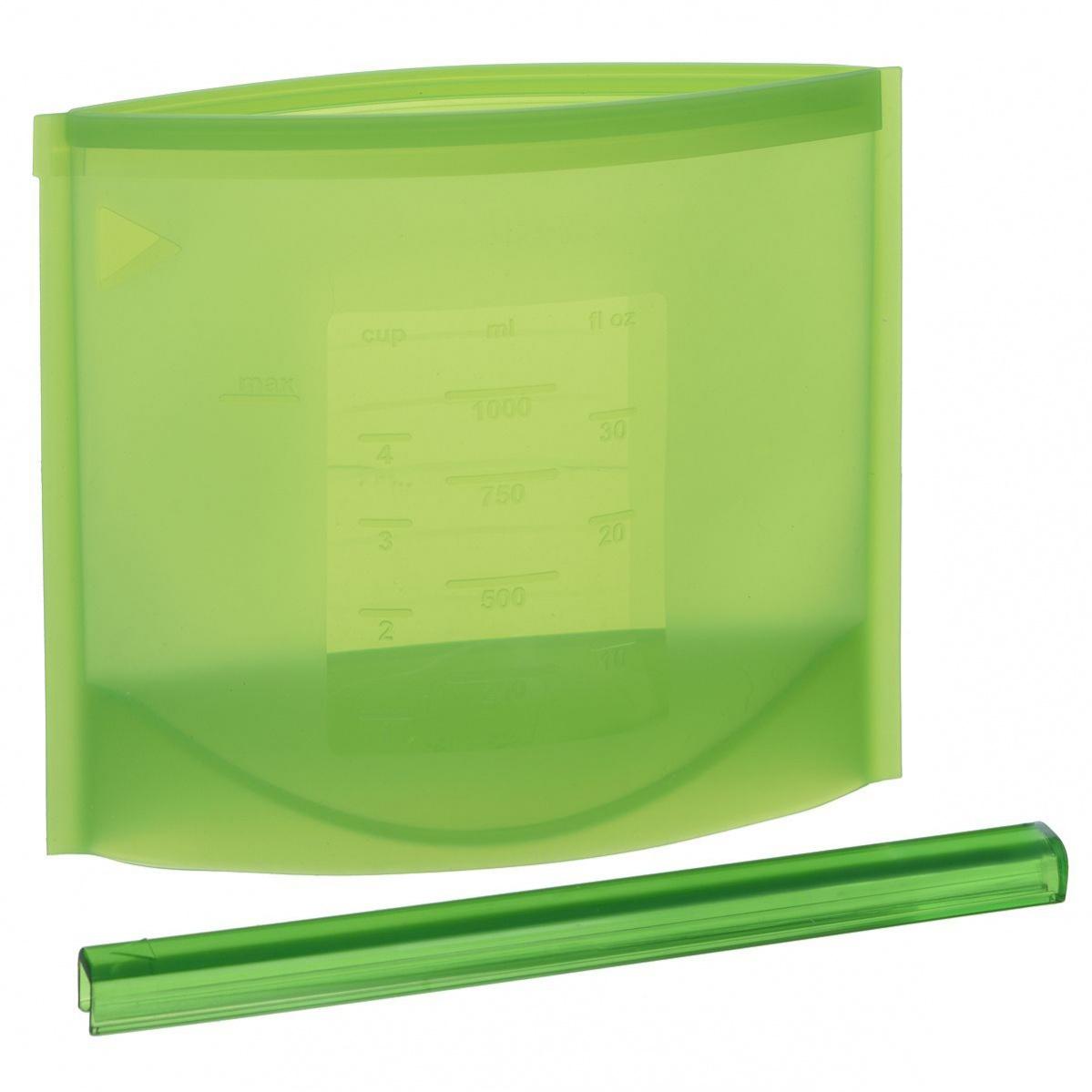 """Пакет-контейнер """"Bradex"""", силиконовый, 21 х 10 х 18 см"""