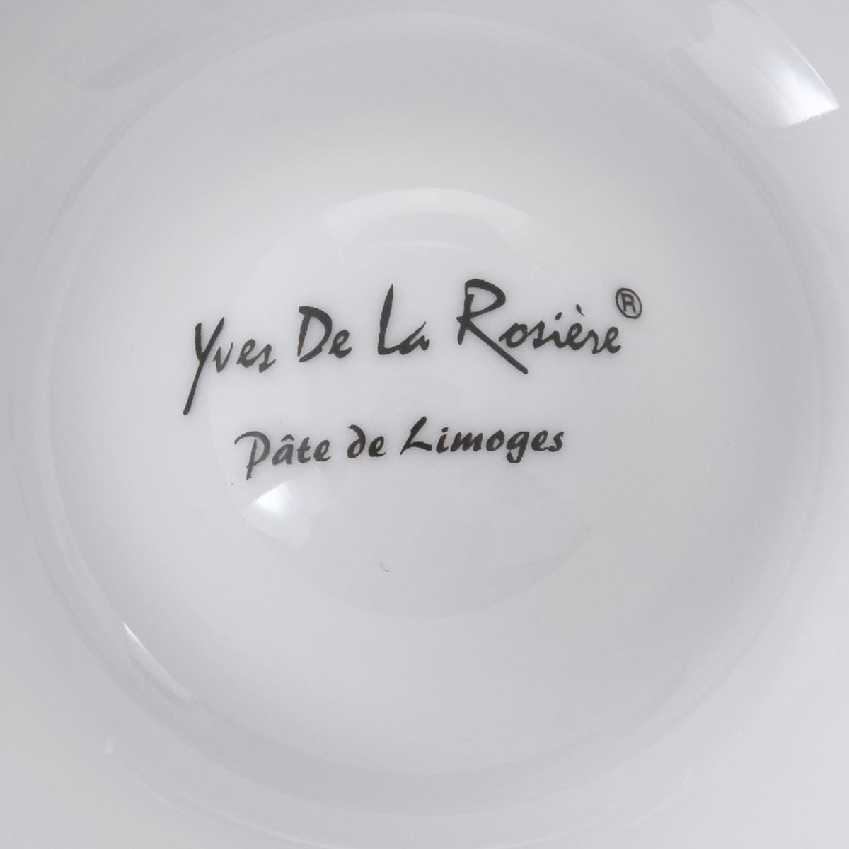 """Подставка для яйца """"La Rose Des Sables"""", цвет: белый, диаметр 11 см"""
