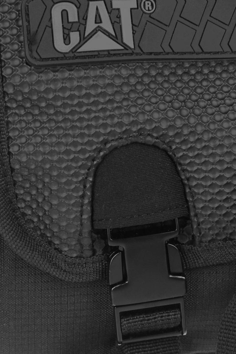 """Сумка на пояс Caterpillar """"Spare Parts"""", цвет: черный. 80701-01 ( 80701-01 )"""