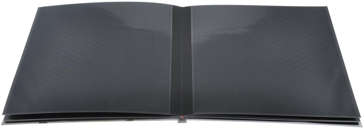 """Фотоальбом Pioneer """"Wedding Love. Белые розы"""", 10 магнитных листов, 32 х 32 см"""