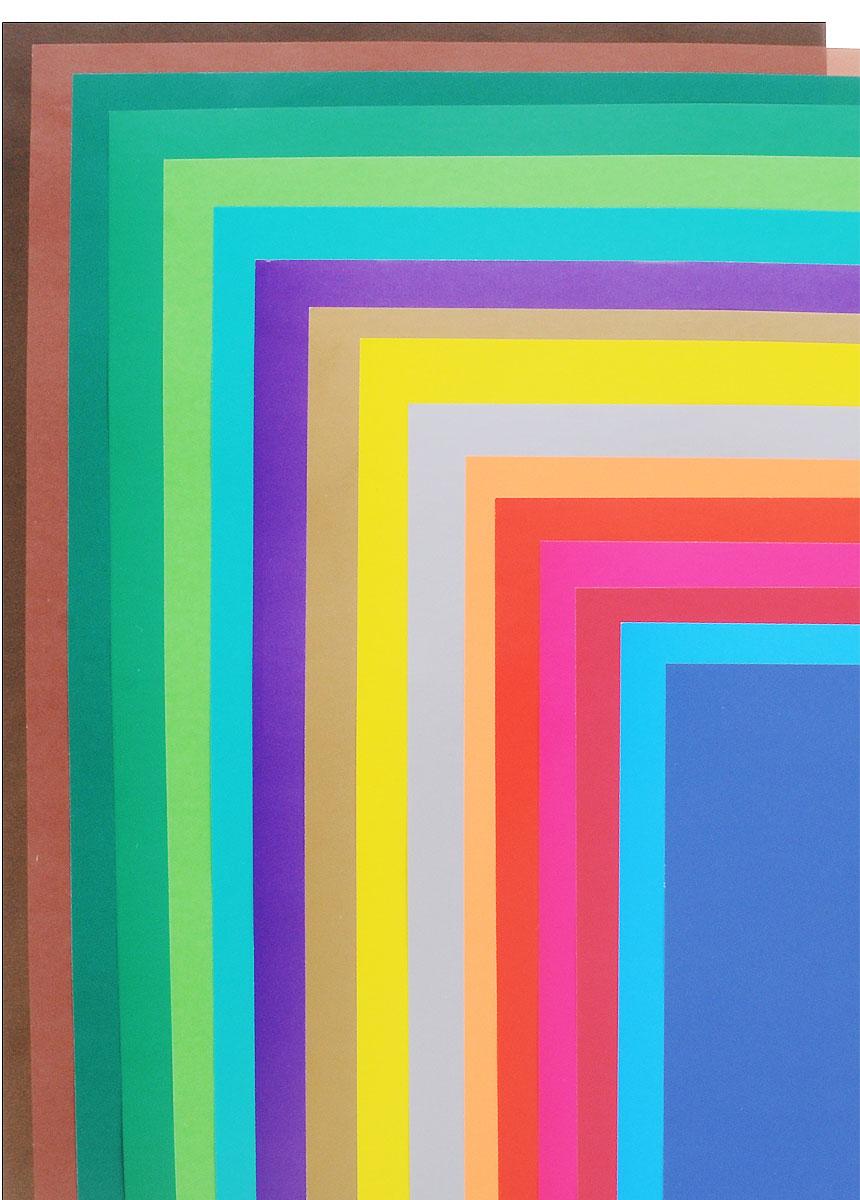 Furby Цветная бумага 16 цветов