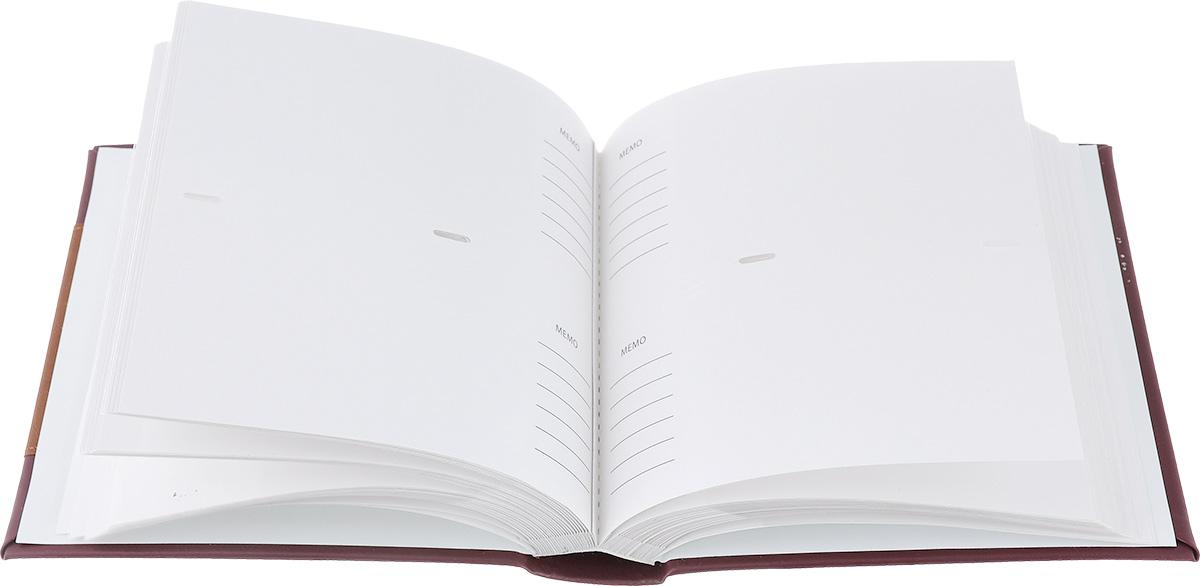 """Фотоальбом """"Image Art"""", 200 фотографий, цвет: бордовый, 10 x 15 см BBM46200/2/046"""