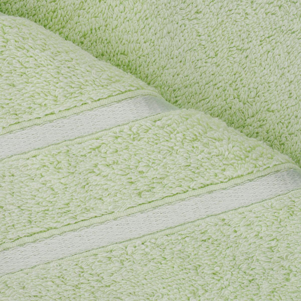 """Полотенце Togas """"Византия"""", цвет: светло-зеленый, 50 x 100 см"""