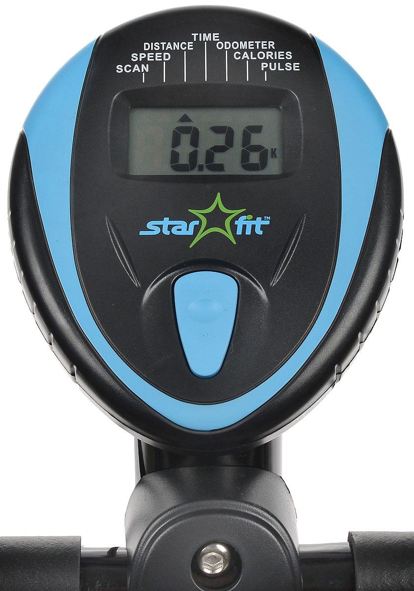 Велотренажер STAR FIT BK-101 Magic, магнитный
