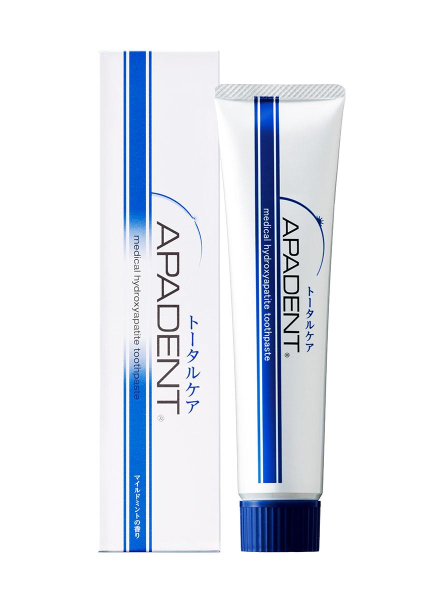 Apadent Реминерализующая зубная паста, 120 г