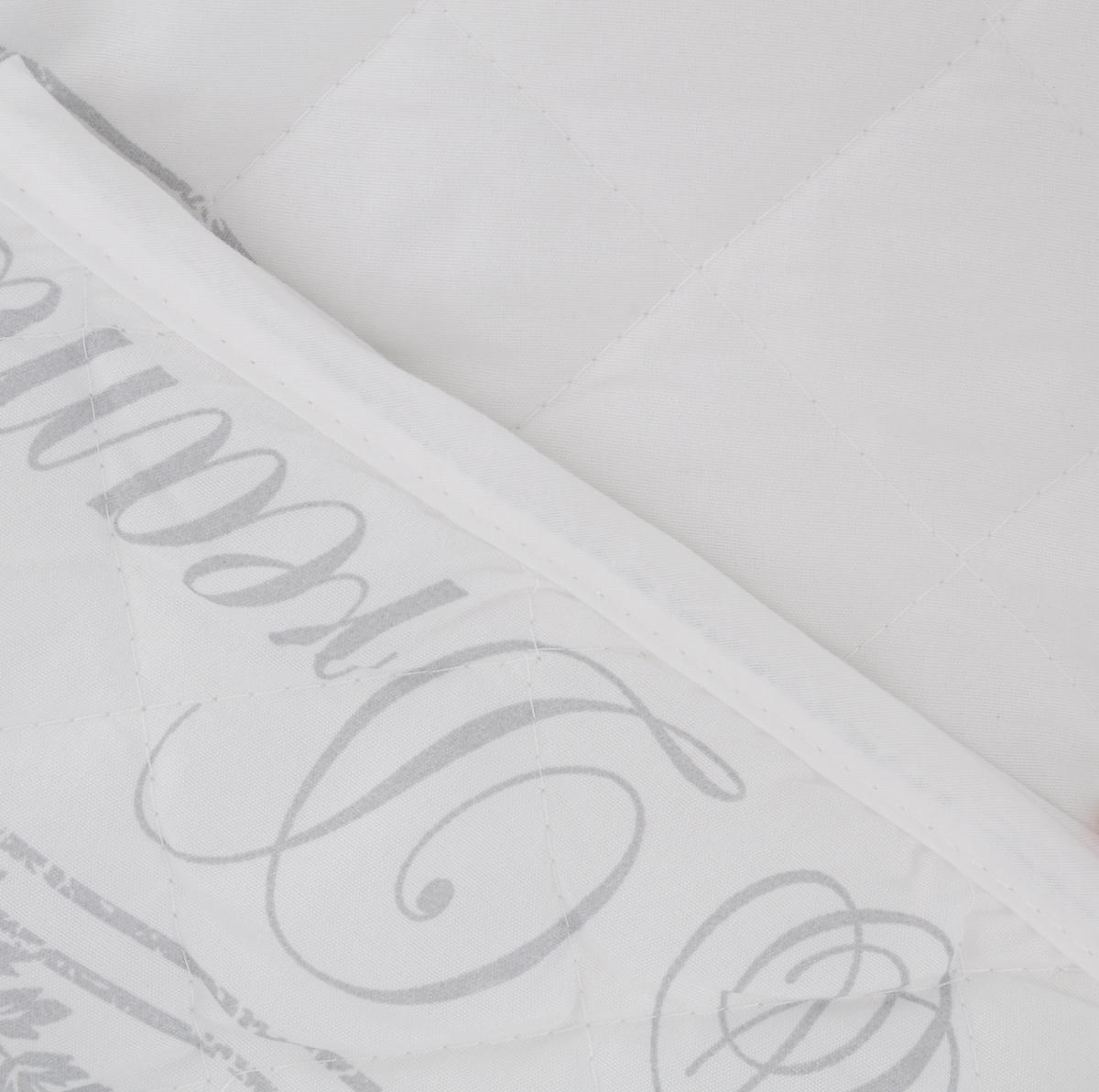 """Покрывало """"Schaefer"""", цвет: белый, 140 х 210 см. 07579-195"""