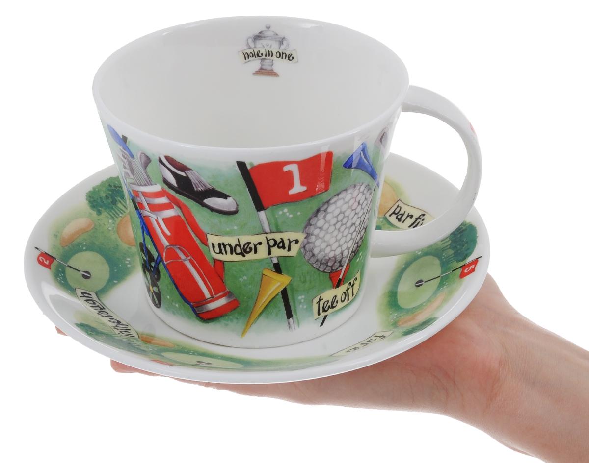 """Чайная пара Roy Kirkham """"Гольф"""", 2 предмета"""