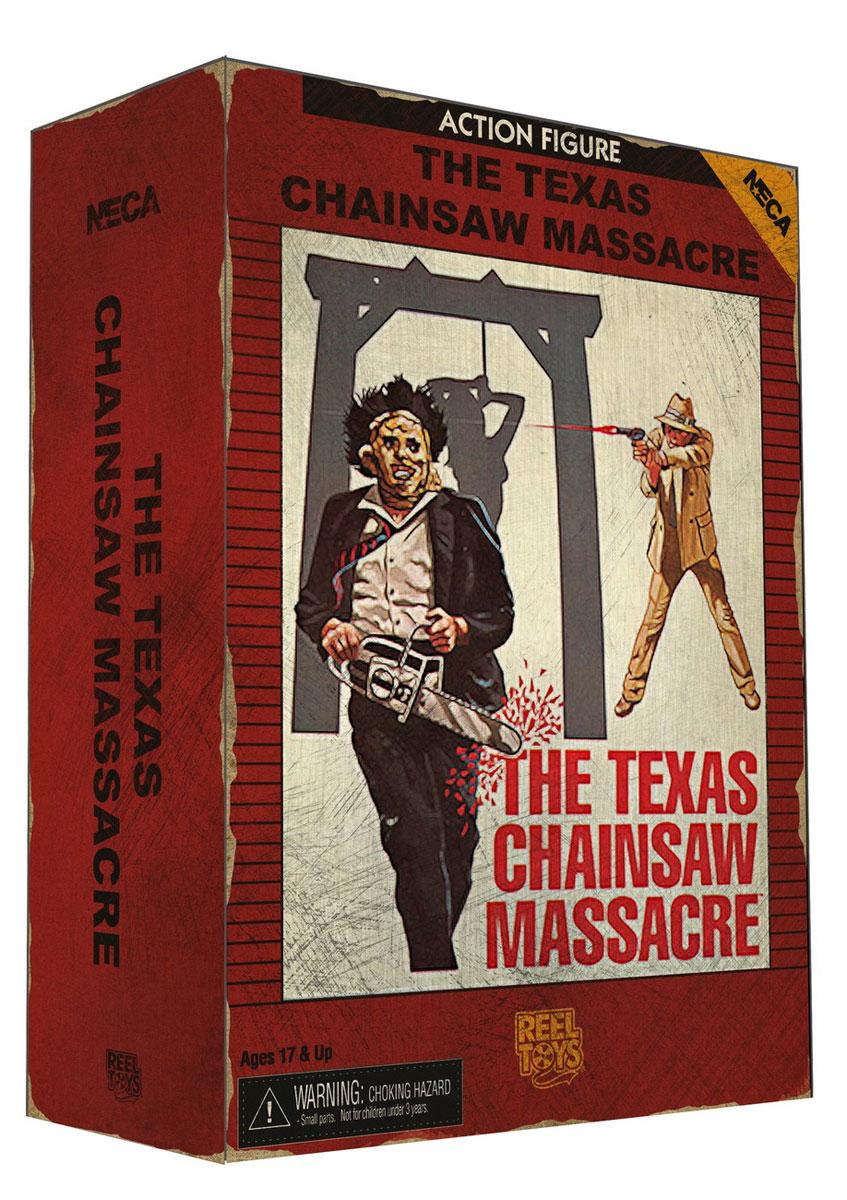 Фигурка Texas Chainsaw Massacre Leatherface