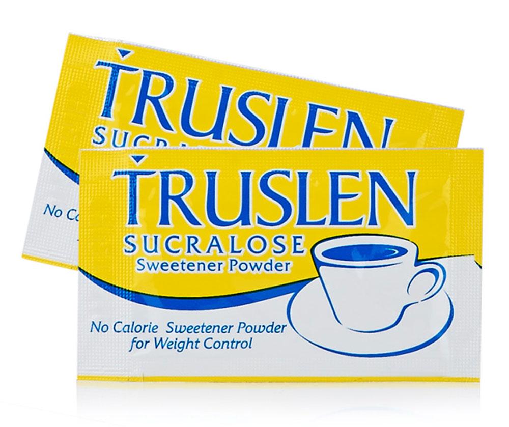 sucralose A sucralose é o único edulcorante que é produzido a partir da cana de açúcar, o que faz com que o sabor produto não seja residual amargo/metálico saiba mais.