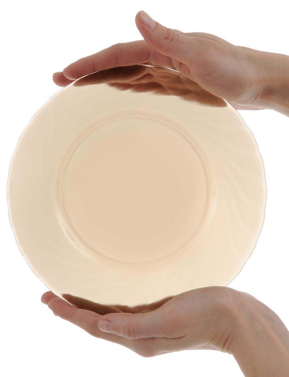 "Тарелка десертная Luminarc ""Ocean Eclipse"", диаметр 19,5 см"