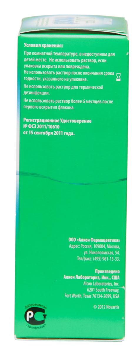 Раствор многофункциональный Опти-Фри Pure Moist, 120 мл (Alcon-CIBA Vision)
