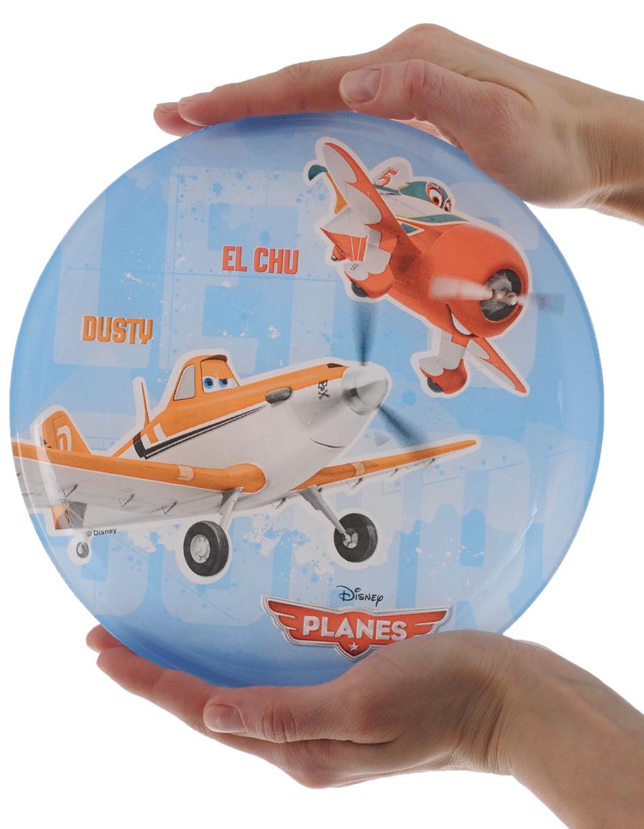 "Тарелка десертная Luminarc ""Disney Planes"", диаметр 20,5 см"