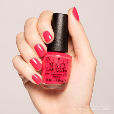 OPI Лак для ногтей Shes a Bad Muffaletta!, 15 мл
