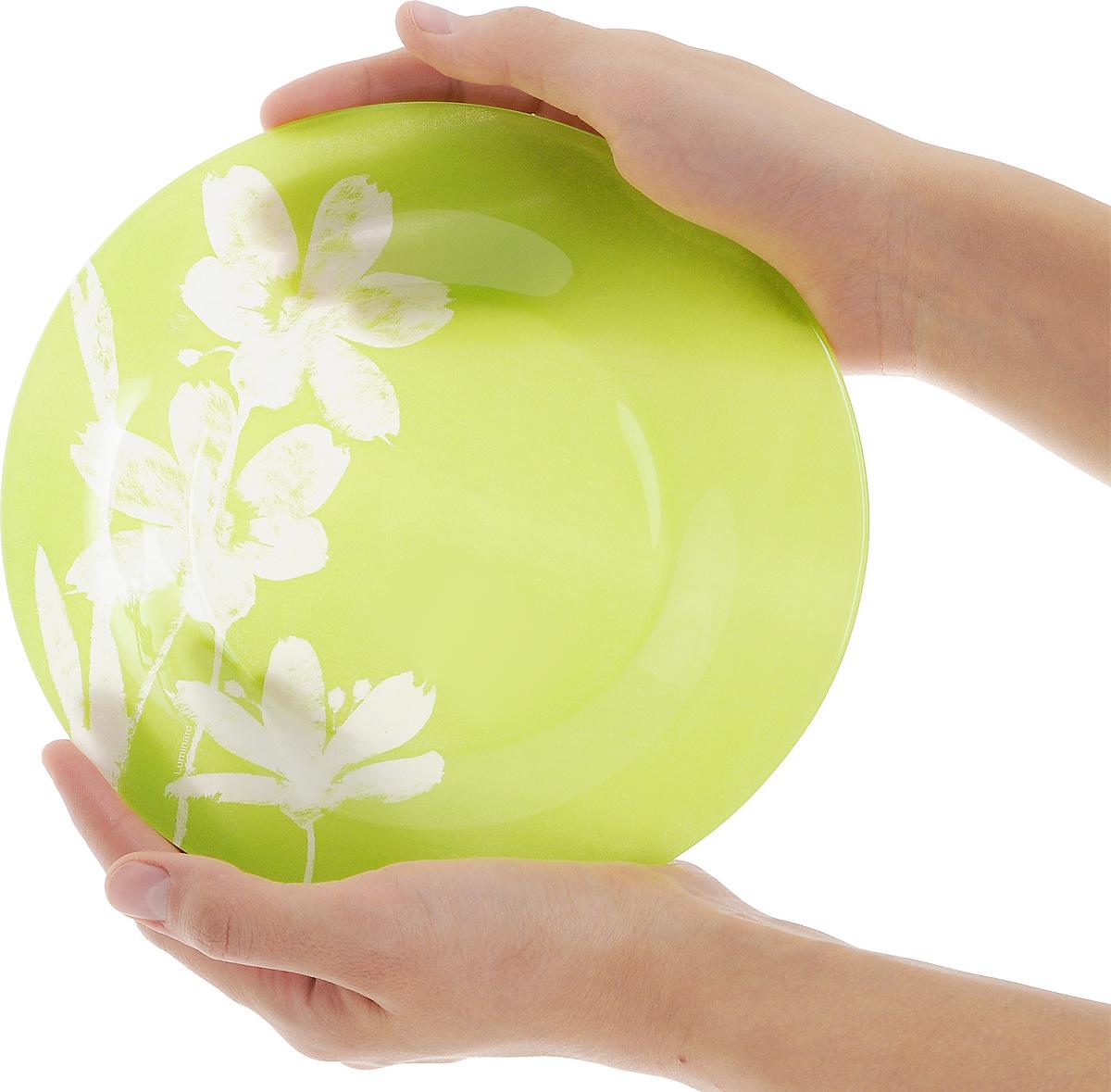 "Тарелка десертная Luminarc ""Cotton Flower"", 20 см"