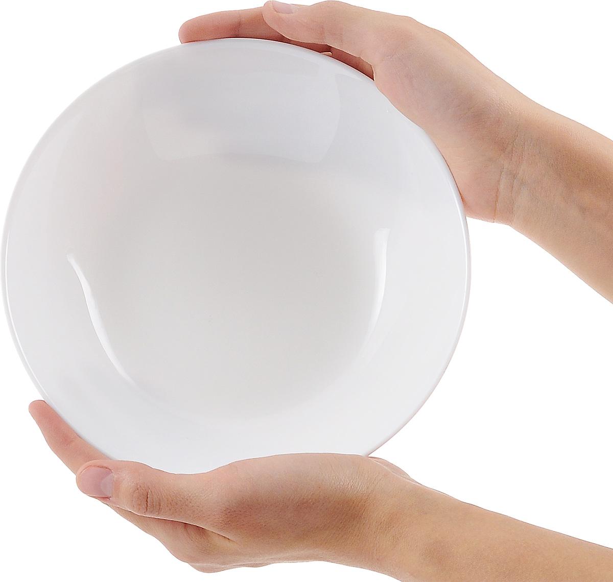 """Тарелка глубокая Luminarc """"Diwali"""", диаметр 20 см"""